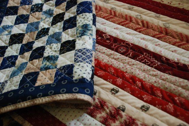Flag quilt new 2