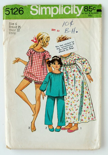 Pajama patterns il_430xN.94398308