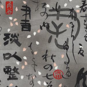 Japanese words C624_Grey